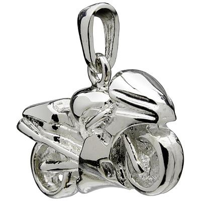 pendentif moto